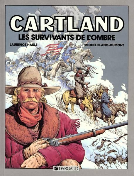 CARTLAND T8 LES SURVIVANTS DE L'OMBRE
