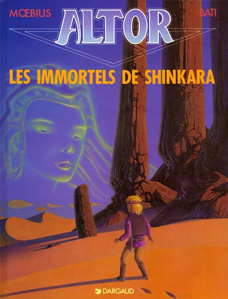 LES IMMORTELS DE SHIN KARA - ALTOR - T4
