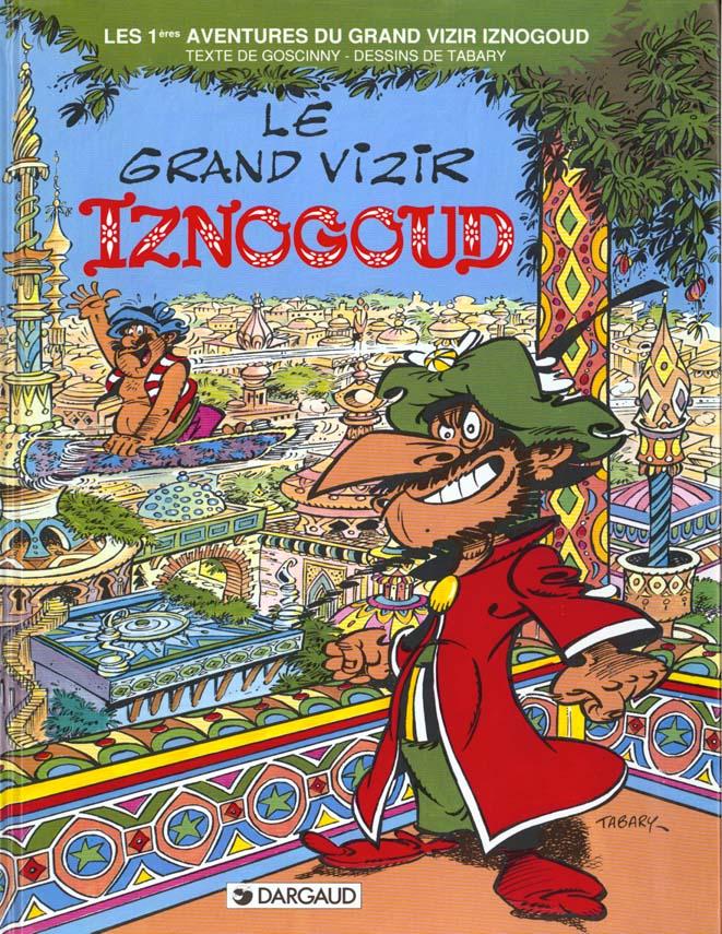 T1 - LE GRAND VIZIR IZNOGOUD