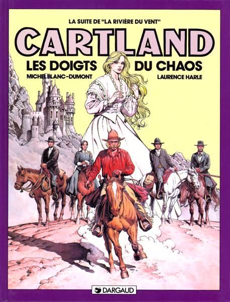 CARTLAND - T6 - LES DOIGTS DU CHAOS