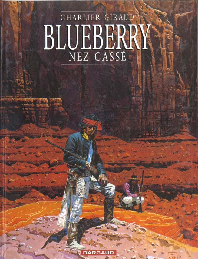 NEZ CASSE - BLUEBERRY - T18
