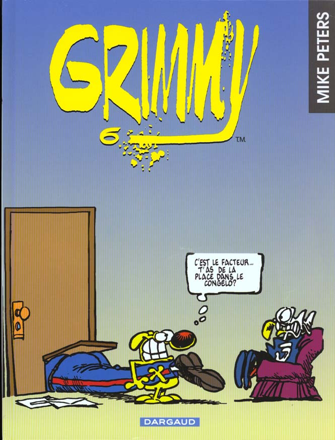 C'EST LE FACTEUR ... - GRIMMY - T6