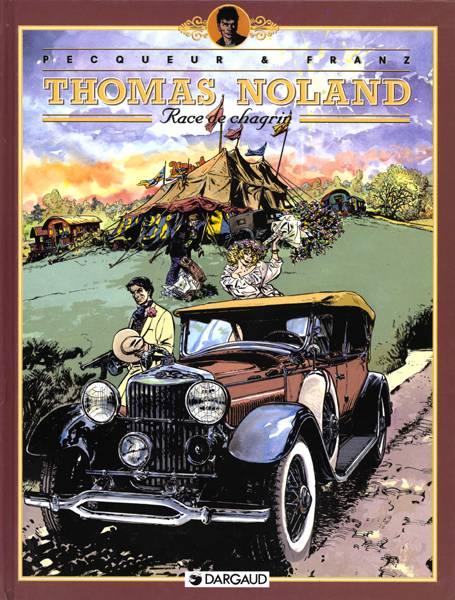 RACE DE CHAGRIN - THOMAS NOLAND - T2