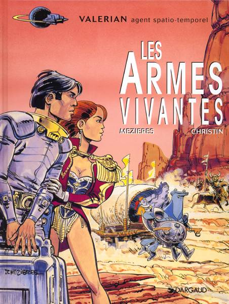 VALERIAN - T14 - LES ARMES VIVANTES