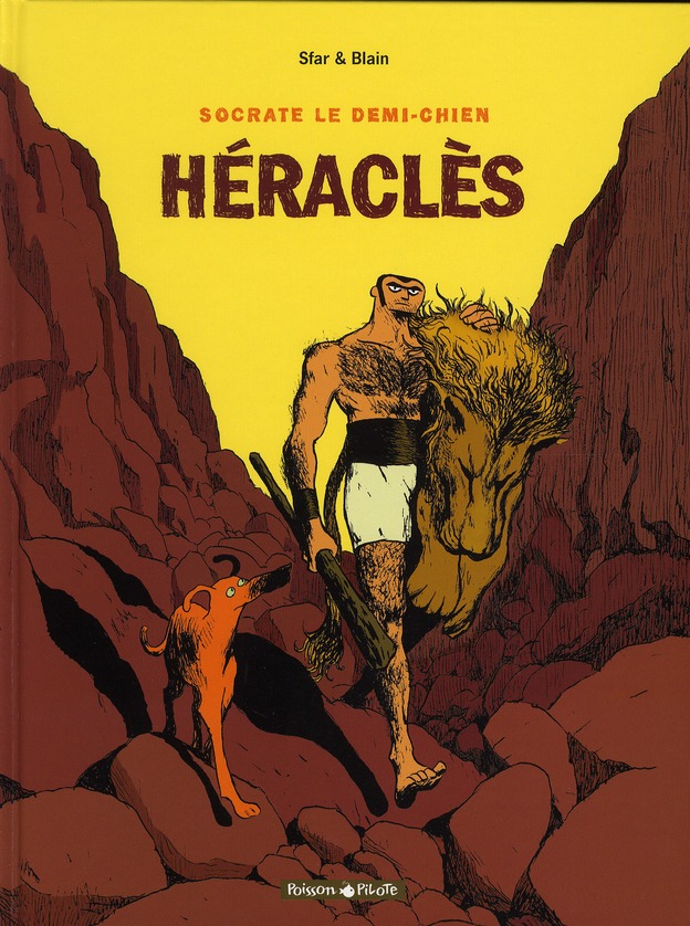 SOCRATE LE DEMI-CHIEN T1 HERACLES