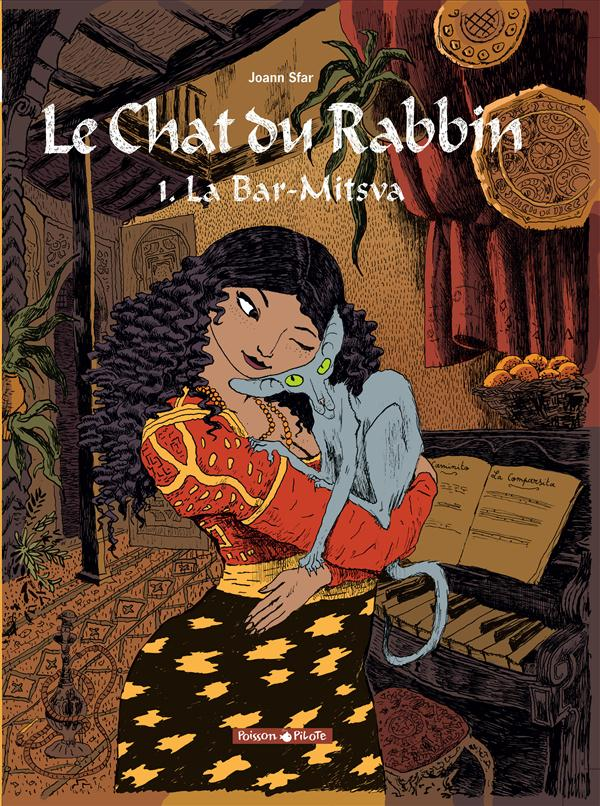 LE CHAT DU RABBIN T1 LA BAR-MITSVA