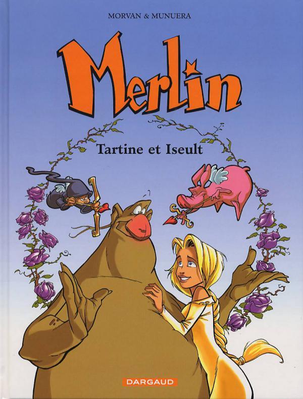 MERLIN T5 TARTINE & ISEULT
