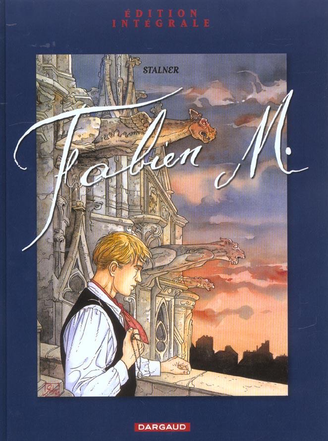 FABIEN M (INTEGRALE) - FABIEN M. - INTEGRALE - TOME 0 - INTEGRALE FABIEN M.