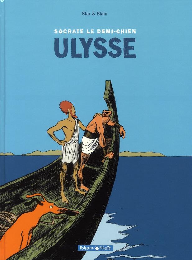SOCRATE LE DEMI-CHIEN - T2 - ULYSSE