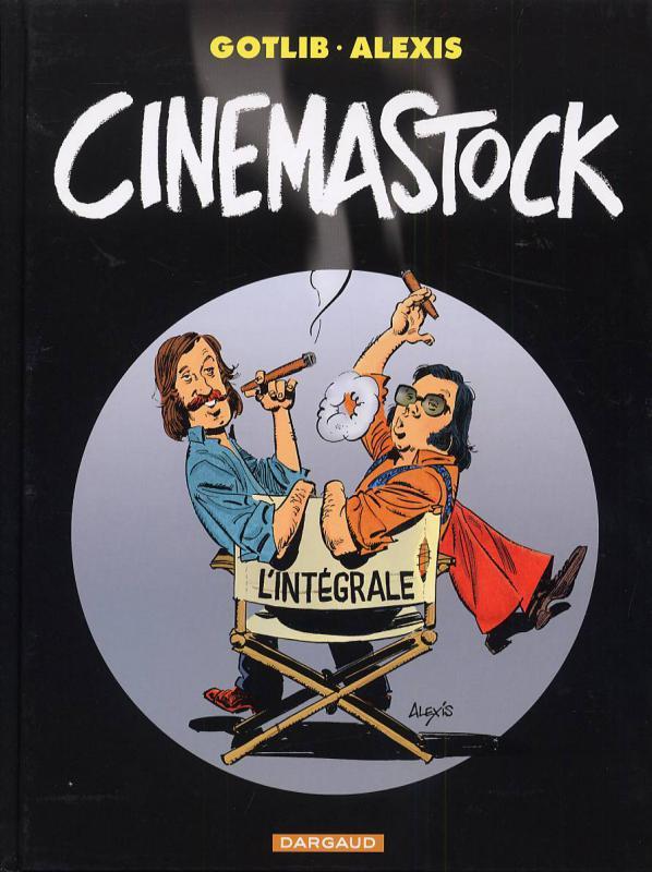 GOTLIB (INTEGRALE) - INTEGRALE CINEMASTOCK