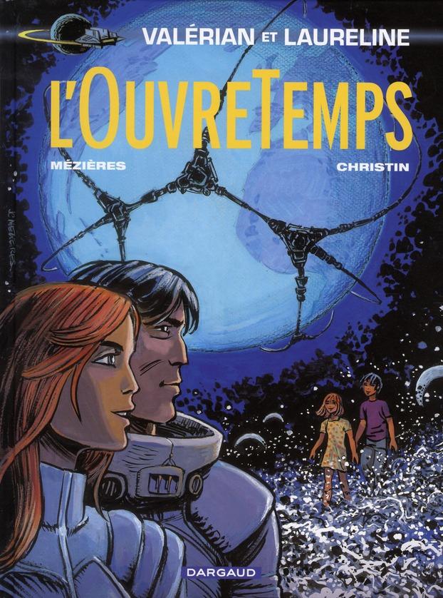 VALERIAN - L'OUVRETEMPS T21