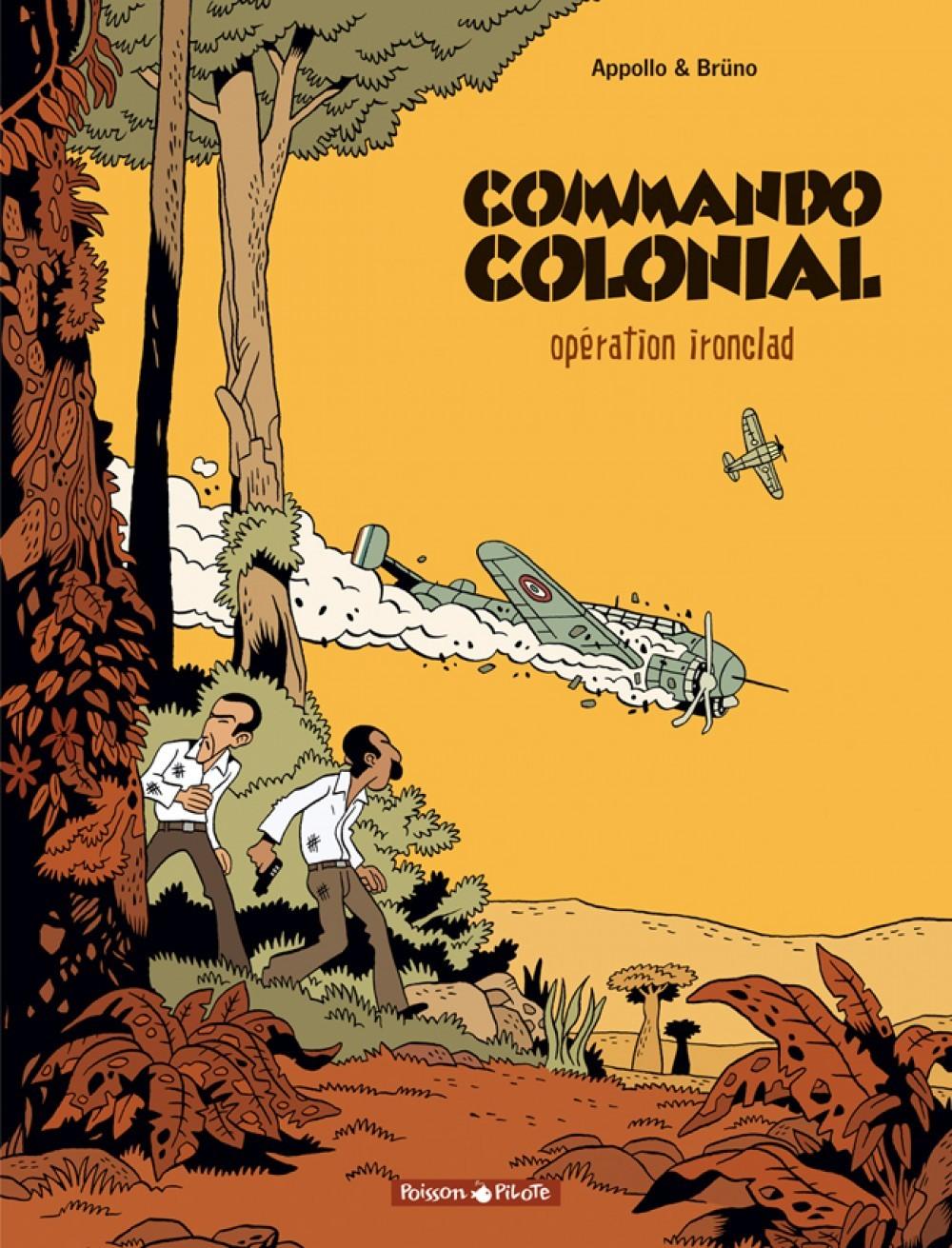 COMMANDO COLONIAL T1 COMMANDO COLONIAL T1