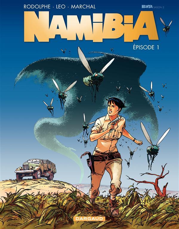 NAMIBIA  - TOME 1 - EPISODE 1