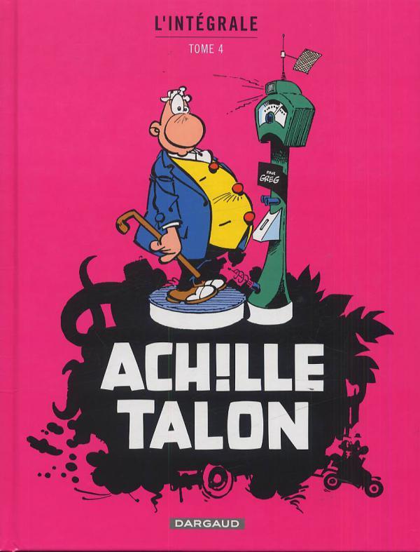 ACHILLE TALON (INTEGRALE) T4 INTEGRALE D'ACHILLE TALON T4