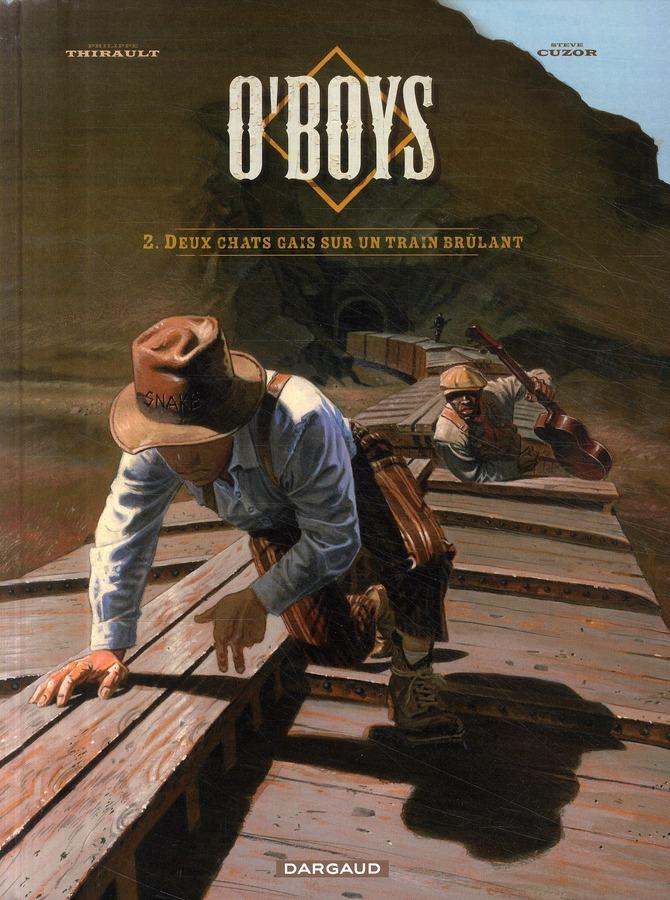 O'BOYS - TOME 2 - DEUX CHATS GAIS SUR... (2)