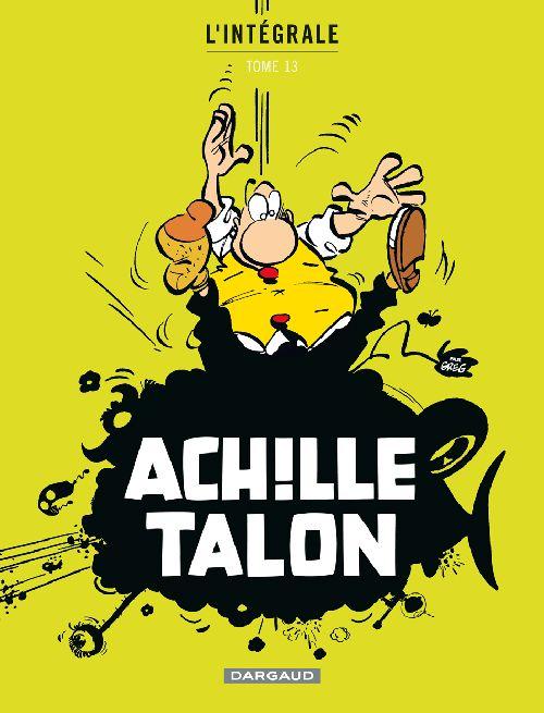 INTEGRALE ACHILLE TALON T13 - ACHILLE TALON (INTEGRALE)