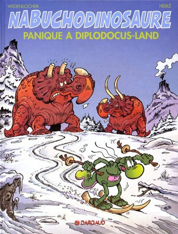 NAB T7 PANIQUE A DIPLODOCUS-LAND