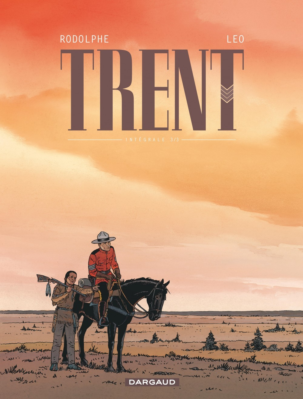 TRENT (INTEGRALE) - INTEGRALE TRENT T3