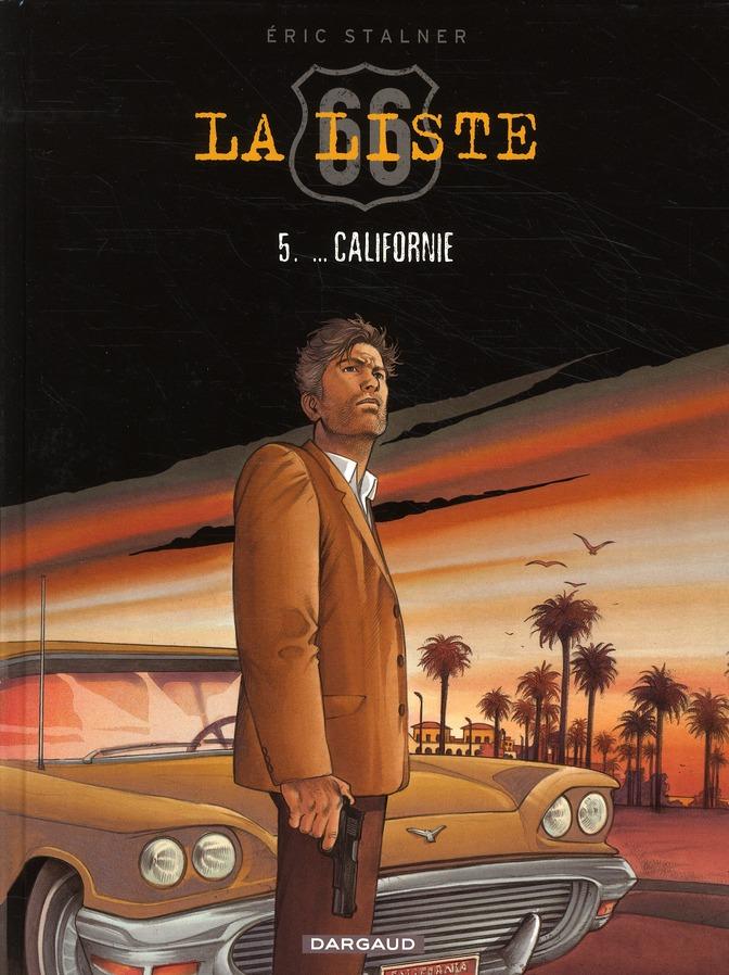 CALIFORNIE T5 - LA LISTE 66