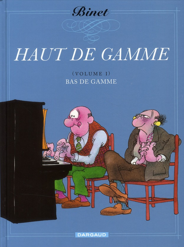 HAUT DE GAMME - TOME 1 - BAS DE GAMME (1)