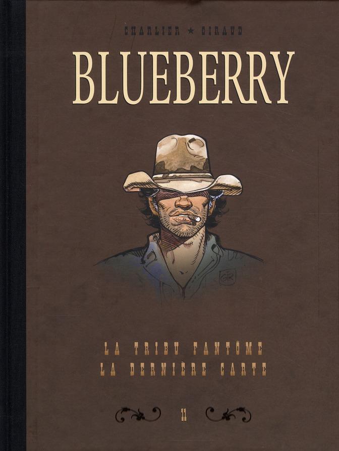 BLUEBERRY - DYPTIQUE DYPTIQUE BLUEBERRY T11 - LA TRIBU FANTOME & LA DERNIERE CARTE