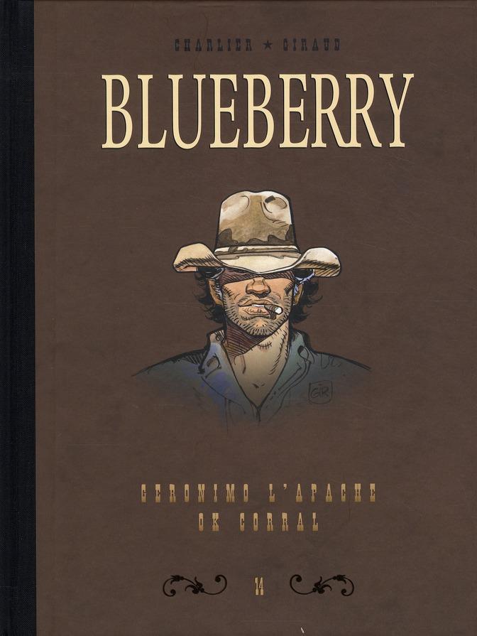BLUEBERRY - DYPTIQUE DYPTIQUE BLUEBERRY T14 - GERONIMO L'APACHE & OK CORRAL