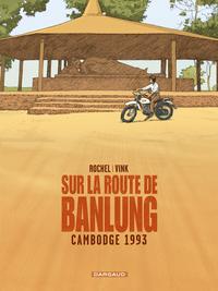 LONG COURRIER - T47 - SUR LA ROUTE DE BANLUNG 1 - CAMBODGE 1993