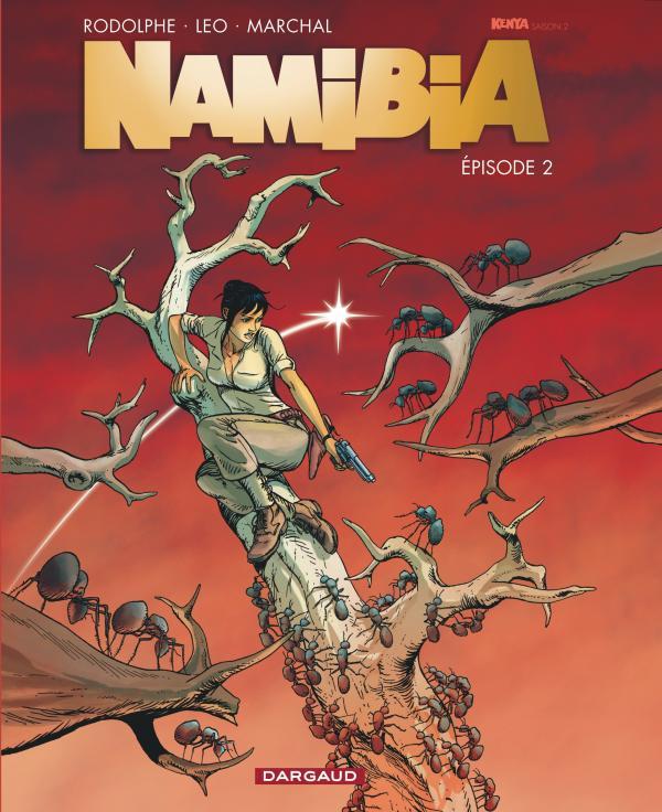 NAMIBIA  - TOME 2 - EPISODE 2