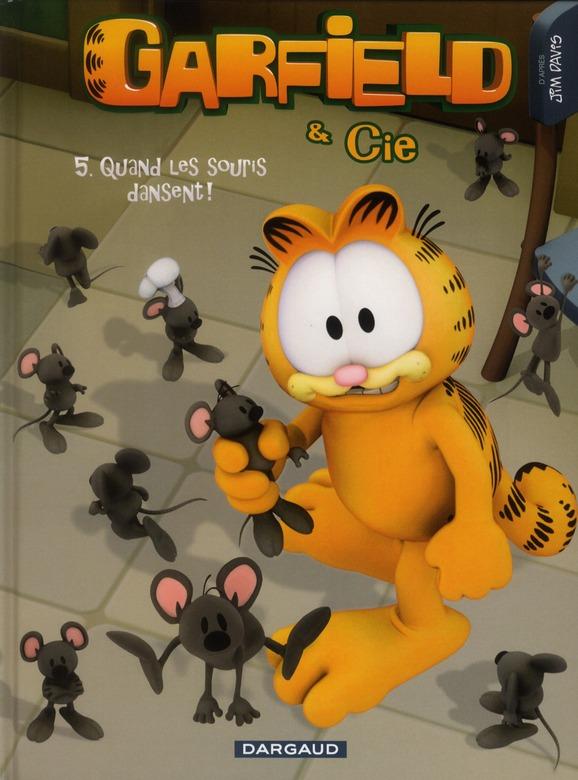 GARFIELD ET CIE - T5 - GARFIELD & CIE 5