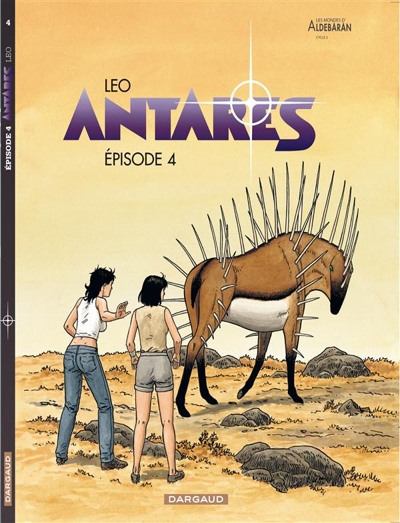 EPISODE 4 - ANTARES - T4