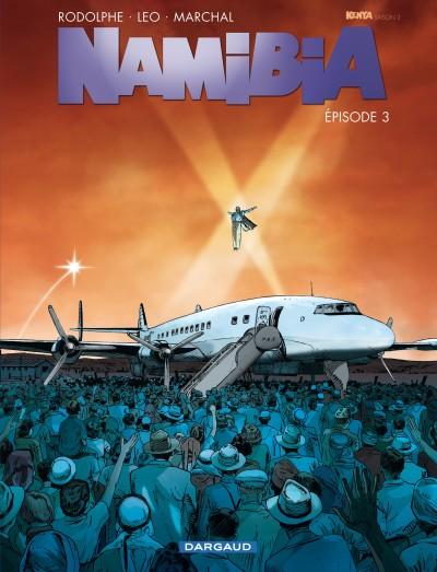 NAMIBIA  - TOME 3 - EPISODE 3