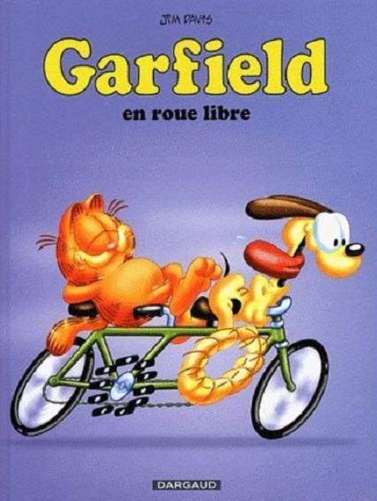 GARFIELD EN ROUE LIBRE - T29