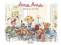 ANA ANA - TOME 2 - DELUGE DE CHOCOLAT