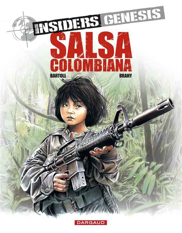 SALSA COLOMBIANA T2 - INSIDERS GENESIS