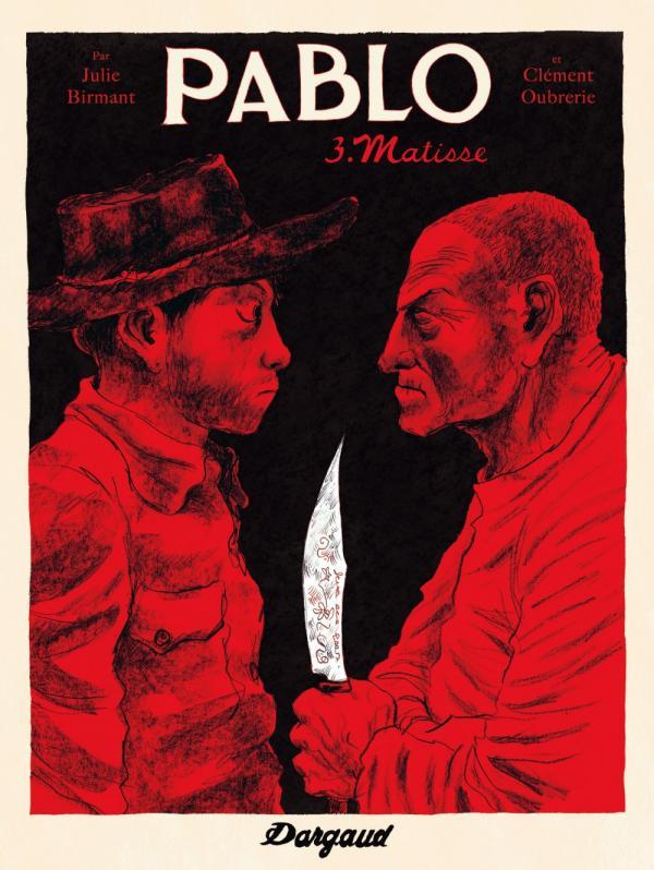 PABLO - TOME 3 - MATISSE (3/4)