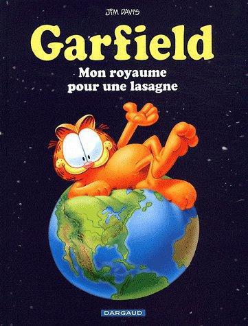 GARFIELD - T6 - MON ROYAUME POUR UNE LASAGNE