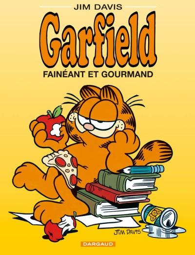 GARFIELD FAINEANT ET GOURMAND - T12