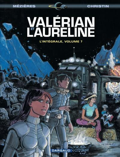 VALERIAN (INTEGRALE) T7 VALERIAN - INTEGRALE 7