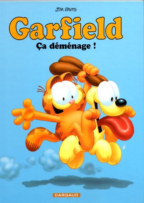 GARFIELD CA DEMENAGE ! - T26