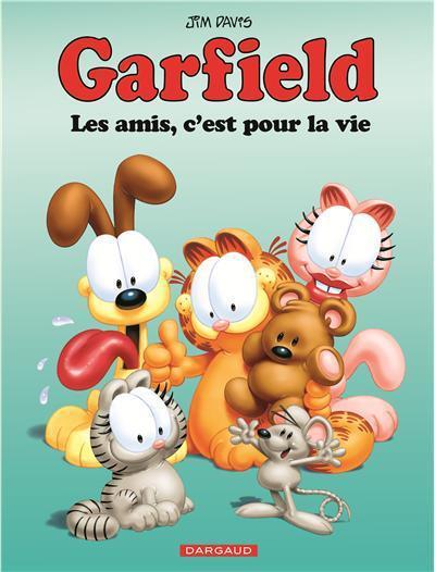 GARFIELD - T56 - LES AMIS, C'EST POUR LA VIE