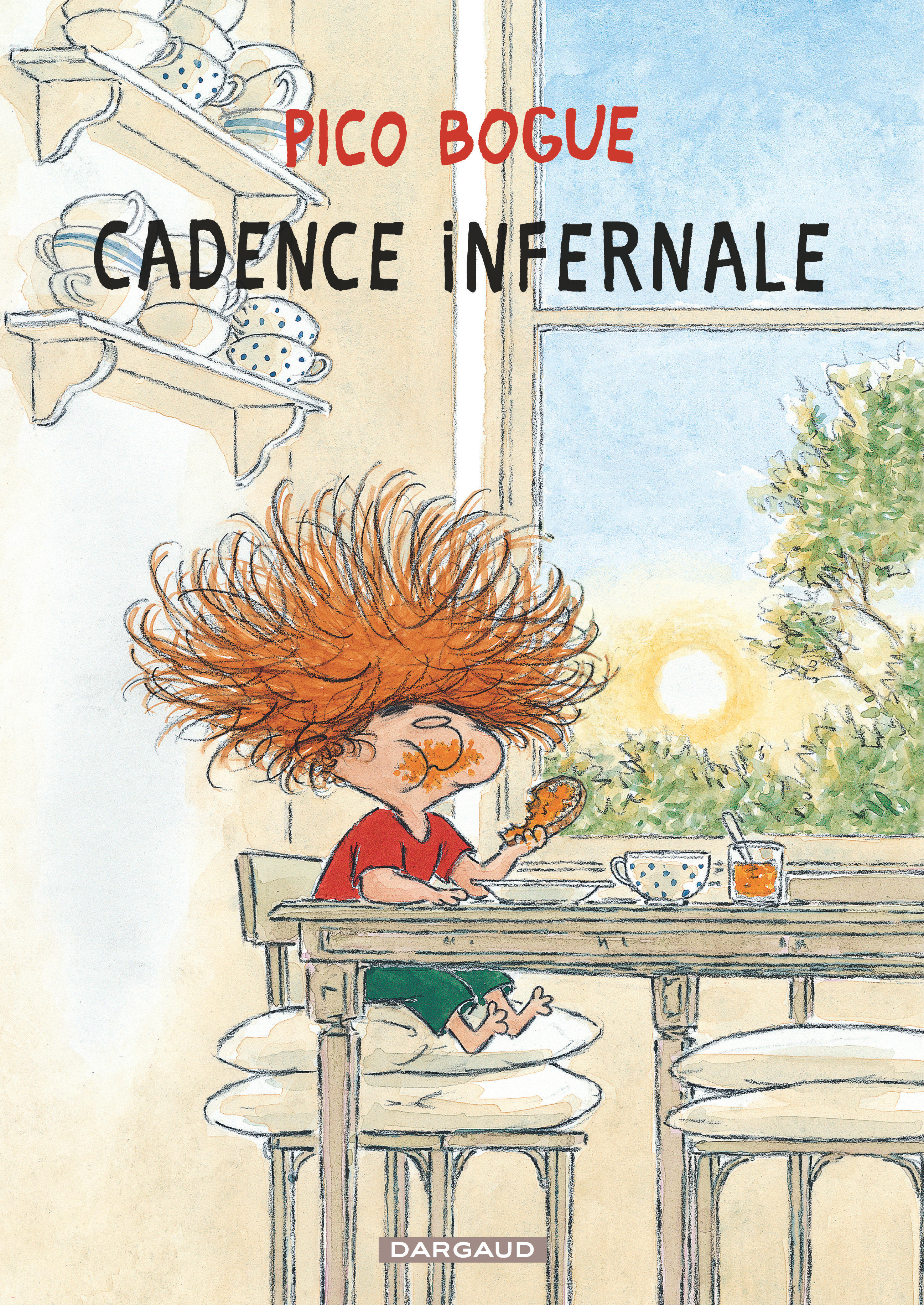 CADENCE INFERNALE T7 - PICO BOGUE