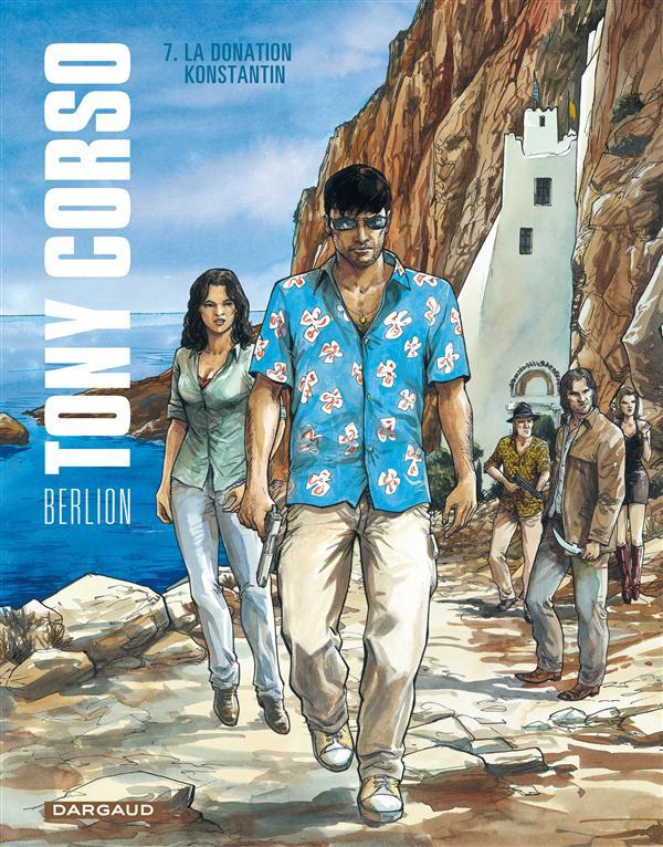 TONY CORSO - T7 - LA DONATION KONSTANTIN