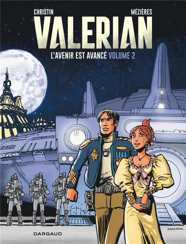 AUTOUR DE VALERIAN - TOME 2 - AVENIR EST AVANCE (L') - TOME 2