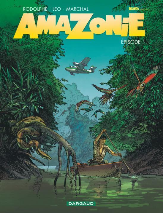 AMAZONIE T1 AMAZONIE T1