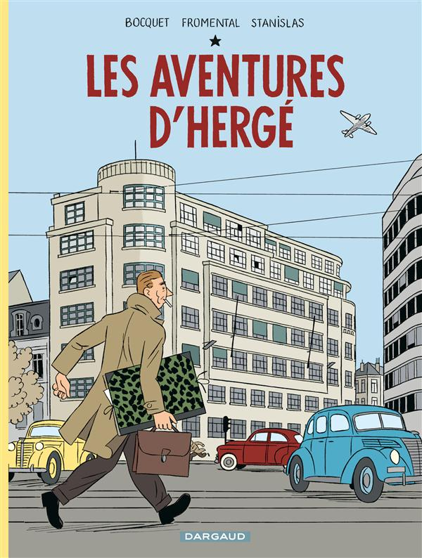 HORS COLLECTION DARGAUD LES AVENTURES D'HERGE T1