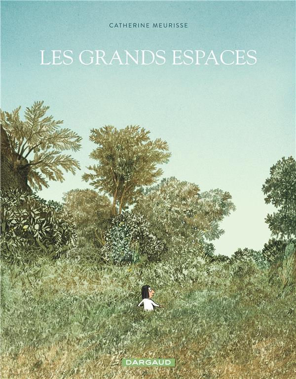 GRANDS ESPACES (LES) - TOME 0 - GRANDS ESPACES (LES) - LES GRANDS ESPACES