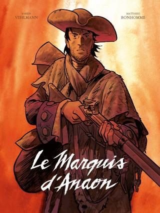LE MARQUIS D'ANAON-INTEGRALE
