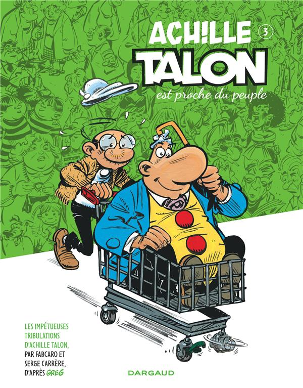 IMPETUEUSES TRIBULATIONS ACHIL - ACHILLE TALON (LES IMPETUEUSES TRIBULATIONS D') - TOME 3 - ACHILLE