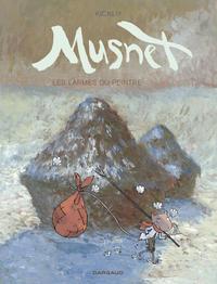 MUSNET-LA SOURIS DE MONET T4 LES LARMES DU MAITRE
