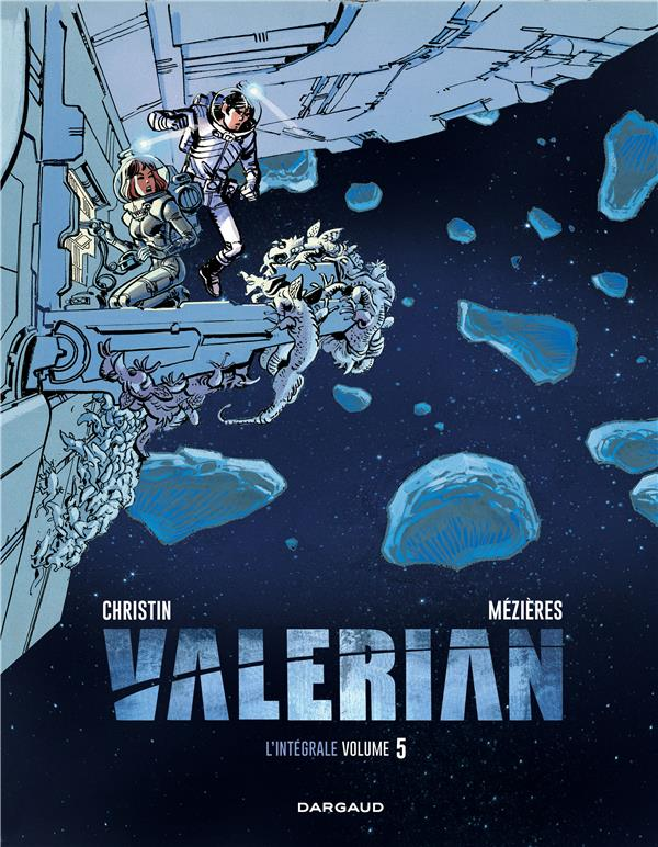 VALERIAN (INTEGRALE) - VALERIAN - INTEGRALES - TOME 5 - VALERIAN - INTEGRALE TOME 5